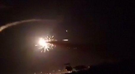 """إسرائيل تنفذ غارة جوية على """"قوات تابعة لإيران"""" قرب دمشق"""