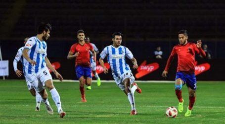 بدأت منذ قليل .. مباراة الأهلي وبيراميدز في كأس مصر