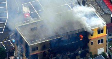 """اندلاع حريق فى منطقة """"نوتينج هيل"""" غربى لندن"""