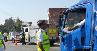 مرور القاهرة: انتشار الخدمات والأوناش بكورنيش النيل والمراسى النيلية
