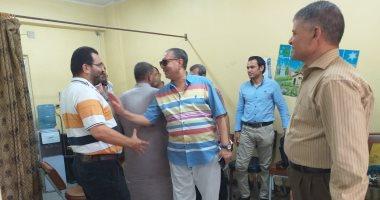 إحالة 162 من الأطباء والعاملين بمستشفى الفيوم العام للتحقيق
