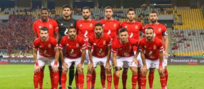 هاتريك الشحات يرفع رصيد الإهلى إلى 7 أهداف فى مرمى اطلع برة