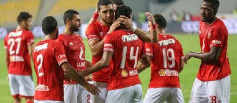 اطلع برة يسجل الهدف التاسع فى مرماه أمام الأهلى