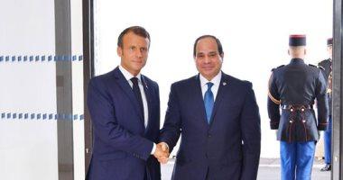 متحدث الرئاسة: توافق بين السيسى وماكرون لتسوية الأوضاع فى ليبيا ودحر الإرهاب