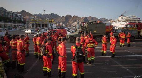 إجلاء مئات السكان والسياح في إسبانيا بسبب حرائق ضخمة (صور)