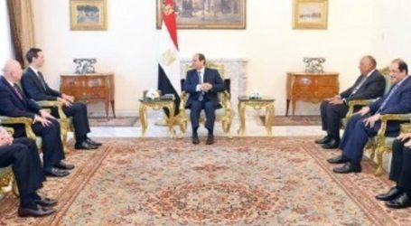 تفاصيل لقاء الرئيس السيسى مع كوشنر كبير مستشارى الرئيس الأمريكى