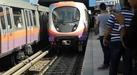 إحالة المتهم بتعطيل حركة مترو الخط الثاني إلى الجنايات