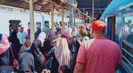 توقف حركة المترو على الخط الأول بسبب تعطل قطار في المرج الجديدة