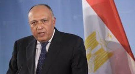 سامح شكري يتوجه غدا إلى بغداد.. واجتماع ثُلاثي لوزراء خارجية مصر والأردن والعراق