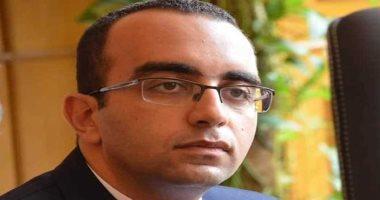 تكليف نائب محافظ الإسماعيلية أحمد عصام بالقيام بأعمال المحافظة