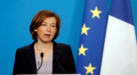 وزيرة الدفاع الفرنسية: ليس هناك أي منافسة بين المبادرة الأمريكية ومبادرتنا بشأن إيران