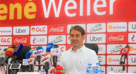 أول طلبات فايلر..المدير الفنى الجديد للأهلي يطلب التعاقد مع لاعب أوروبى