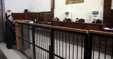"""بدء جلسة النطق بالحكم فى إعادة محاكمة 23 متهما بـ""""التخابر مع حماس"""""""