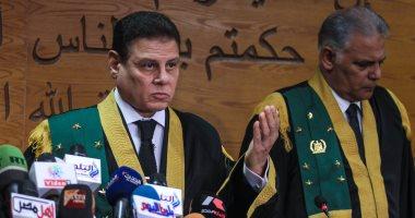 قاضى التخابر مع حماس: قيادات إخوانية عقدت لقاءات بالخارج لتغيير نظام الحكم