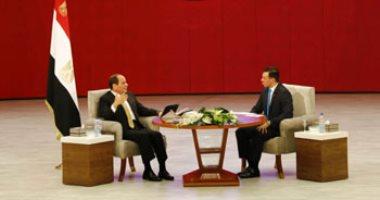 الرئيس السيسى: الإعلام عليه دور فى بناء الوعى المجتمعى ومواجهة المخاطر