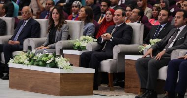 """الرئيس السيسي عن شائعات تكاليف المدفن: """"والله هذا كذب وافتراء"""""""