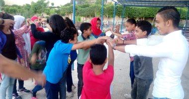 """الشباب والرياضة بالإسكندرية تختم فعاليات برنامج """"بنكمل بعض"""""""
