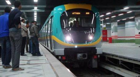 المترو يغلق محطات الأوبرا والسادات وعبدالناصر وعرابي للصيانة