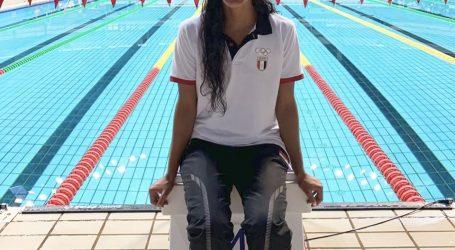 أسطورة السباحة الجديدة.. هانيا مورو