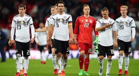 أرقام سلبية لمنتخب ألمانيا بعد الخسارة من هولندا 2/4.. تعرف عليها