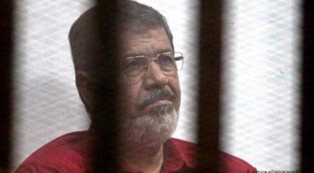 """قاضي""""التخابر مع حماس"""": """"ثبت على مرسي جريمة التخابر"""""""