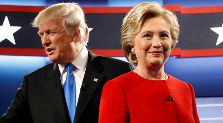 هيلاري كلينتون تتهم ترامب بالاستعانة بقوى أجنبية للفوز في الانتخابات