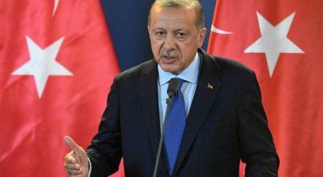 أردوغان ينتقد محامين قاطعوا مراسم قضائية بقصر الرئاسة التركي