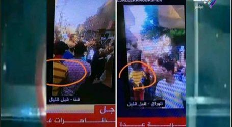 إخواني يتظاهر فى قنا والوراق في نفس الوقت .. أحمد موسي يكشف فبركة الجزيرة .
