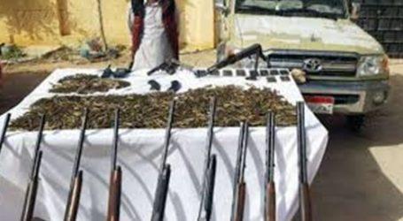 حرس الحدود ينجح في ضبط 98 ألف طلقة مختلفة الأعيرة و2 قاذف RBG و309 آلاف قرص مخدر