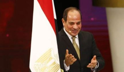 السيسى: نعمل على تأسيس منظومة تعليم جديدة لإعادة صياغة الشخصية المصرية