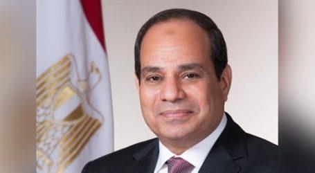 السيسي: فخور مع المصريين بالمحكمة الدستورية العليا