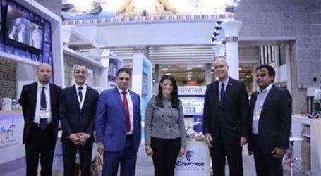 «المشاط» تفتتح الجناح المصري في معرض اليابان الدولي للسياحة