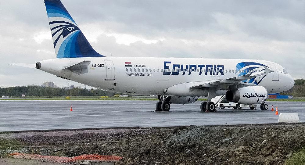 ركاب طائرة مصر للطيران - الطيران المدني