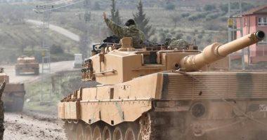 قوات سوريا الديمقراطية: الجيش التركى ينتهك وقف إطلاق النار برأس العين