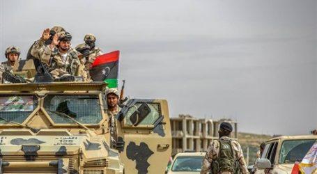 الجيش الليبي يدمر أكبر مخزن أسلحة للميليشيات في مصراتة