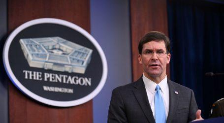 وزير الدفاع الأمريكي يصل إلى العراق في زيارة غير معلنة