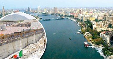 بدء اجتماع وزراء الرى فى مصر والسودان وإثيوبيا بالقاهرة بشأن سد النهضة