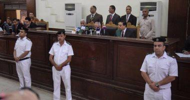القبض على 9 أشخاص من مثيرى الشغب أمام مجمع محاكم شبين الكوم