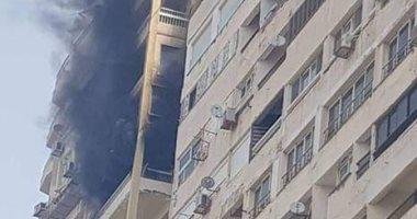 الحماية المدنية بالفيوم تسيطر على حريق بمنزل دون إصابات
