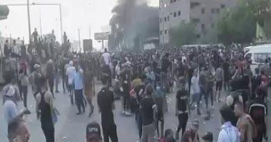العربية: الخارجية الأمريكية تراقب عن كثب تطور المظاهرات فى العراق