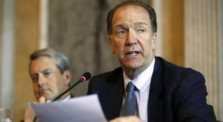 البنك الدولي يستفسر عن خطط مصر المستقبلية.. ومدبولي يجيب