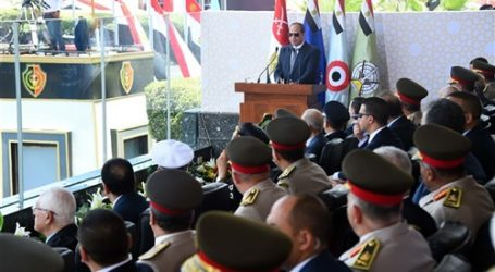"""تعرف على رسائل الرئيس السيسي في حفل خريجي """"طب القوات المسلحة"""""""