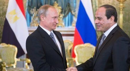"""انطلاق قمة """"روسيا – أفريقيا"""" برئاسة السيسي وبوتين.. الأسبوع المقبل"""