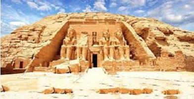 إختيار معبد أبو سمبل ضمن قائمة ناشيونال جيوجرافيك لأفضل رحلات 2020