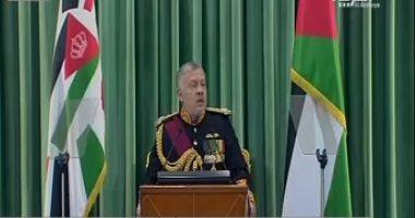 العاهل الأردنى يعلن انتهاء العمل بملحقى الباقورة والغمر مع إسرائيل