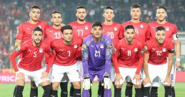 الشوط الأول: منتخب مصر الأولمبي (1) – (0) مالي.. أمم أفريقيا تحت 23 سنة