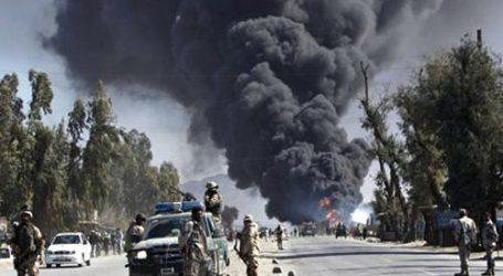 مقتل 13 مدنيا في انفجار بشمال أفغانستان
