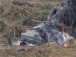 مقتل جنديين أمريكيين فى تحطم طائرة هليكوبتر بأفغانستان