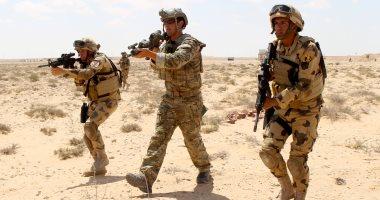 """ختام فعاليات التدريب المشترك المصرى الباكستانى الأردنى """" فجر الشرق 1 """""""