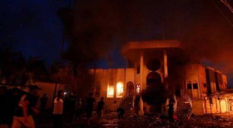 العراق.. فرض حظر التجوال في النجف بعد حرق القنصلية الإيرانية
